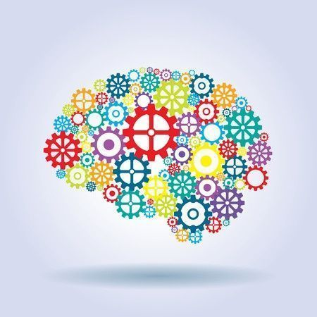 31295119 - human brain with strategic thinking and innovative ideas